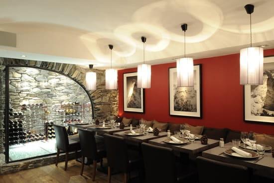 Restaurant Face West Café  - Intérieur chaleureux -