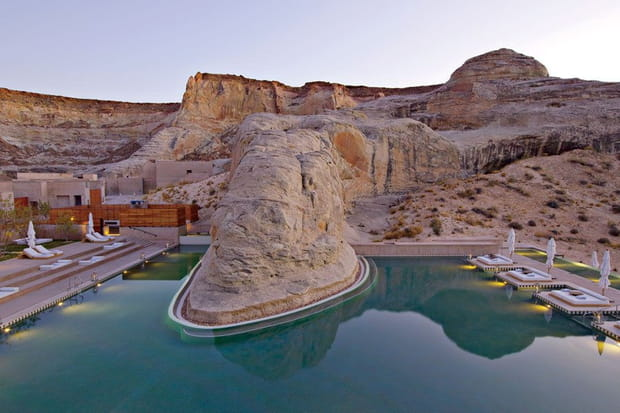 Les plus belles piscines d'hôtel