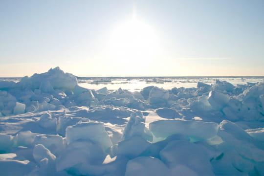 Les glaces du Nunavik