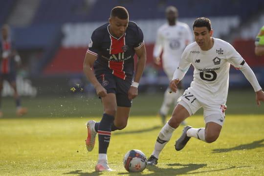PSG - Lille: le LOSC bat Paris et devient seul leader, le résumé du match
