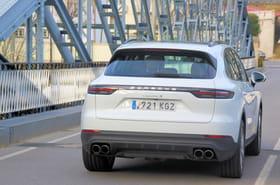 L'essai du nouveau Porsche Cayenne: le SUV musclé fait encore mieux
