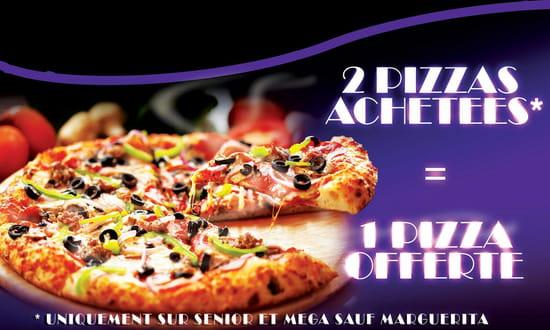 Restaurant : Di Napoli Pizza  - Promo sur place -   © Offre sur place