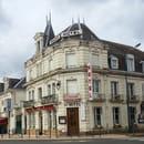 Le Grand Hôtel Château du Loir  - Le Grand Hôtel extérieur -   © Le Grand Hôtel