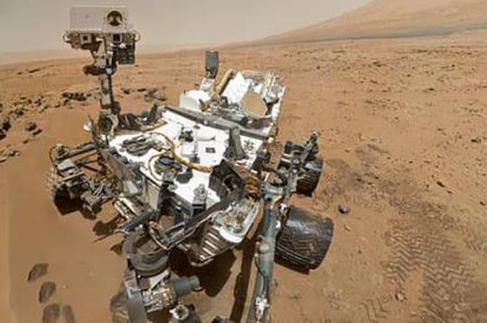 Curiosity: la découverte de la vie sur Mars devra attendre