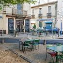 Restaurant sur la Place  - La Place -   © Yorik Canet