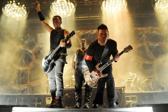 "Rammstein: l'album ""RAMMSTEIN"" est sorti, leur concert à Paris complet"
