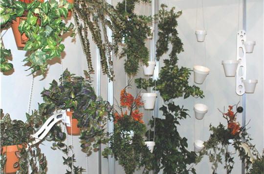 Système de support plantes