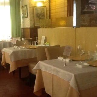Restaurant : Le Saint-Pierre  - Salle du restaurant St. Pierre -