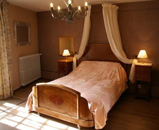 La Table d'Aline  - Chambre chateau -