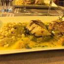 Plat : Olatua  - Thon blanc grillé accompagné de son risotto  -