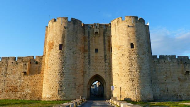 Les tours et remparts d'Aigues-Mortes