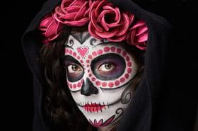 Halloween2018: La tendance maquillage et déguisement de La Catrina