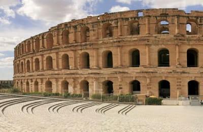 le plus grand amphithéâtre d'afrique