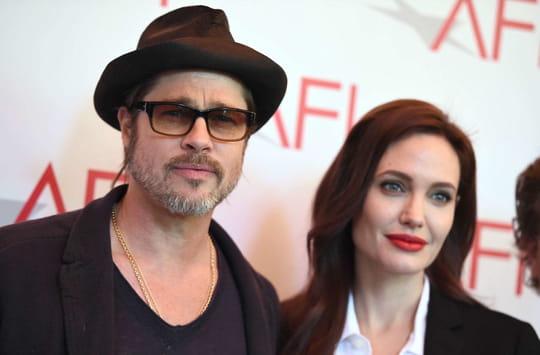 Brad Pitt et Angelina Jolie bientôt parents d'un orphelin syrien