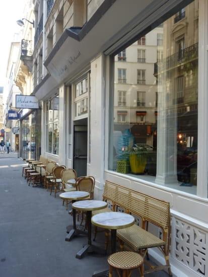 Habemus - Bar Restaurant  - Habemus Opéra - La terrasse -