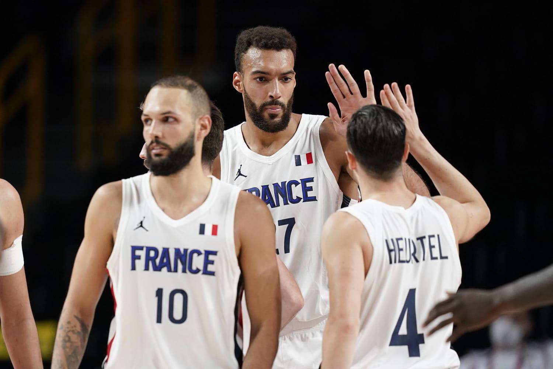 Basket (JO): calendrier et heures des matchs de l'équipe de France
