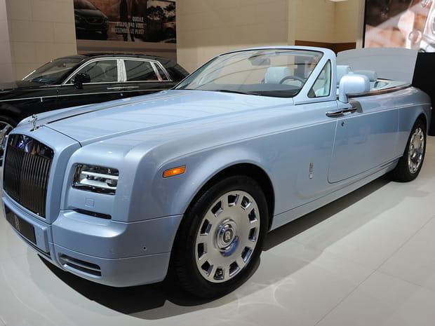 Rolls-Royce Phantom Drophead Coupé Art Deco