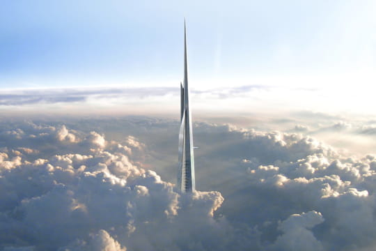 Kingdom Tower, la nouvelle tour la plus haute du monde