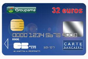 Carte Bancaire Groupama.11e Groupama Banque Avec Une Carte Bleue Visa A 32 Euros