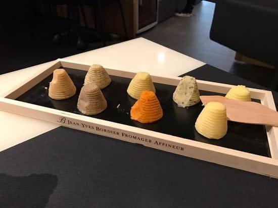 Restaurant : Bistro Autour du Beurre