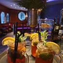 Boisson : Le Mahal  - Salle et cocktails maison -   © Le Mahal