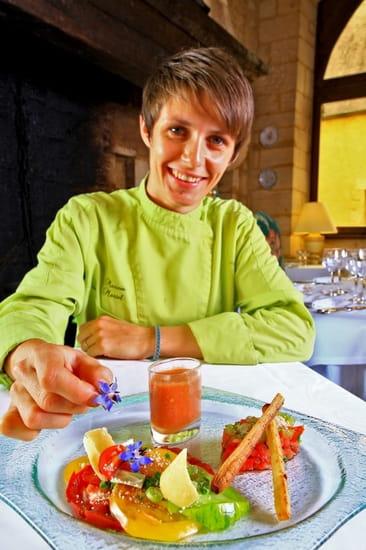 Restaurant la Couleuvrine  - Chef du Restaurant à Sarlat en Périgord Noir -   © La Couleuvrine
