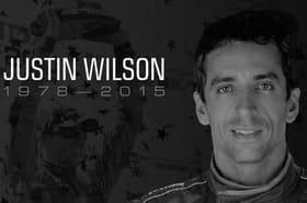 Justin Wilson : touché à la tête, ilmeurt après un crash