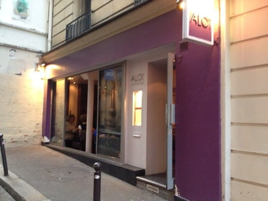 Restaurant : Aloi