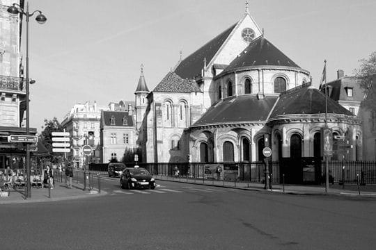La rue Réaumur aujourd'hui