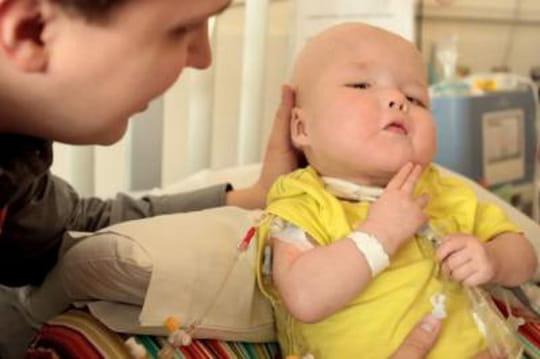 La vie d'un bébé sauvée par la 3D