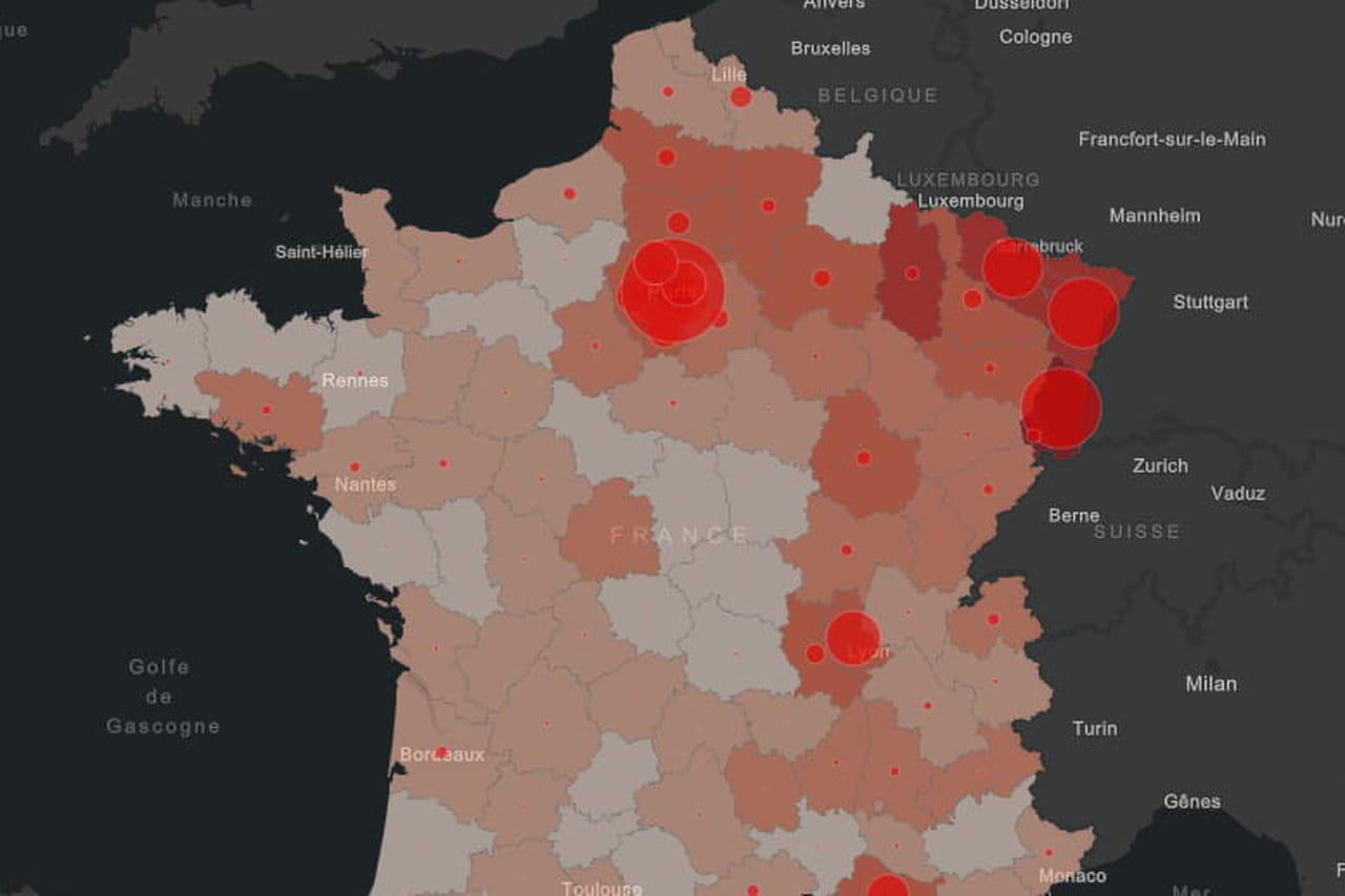 Covid-19en France: nombre de cas de coronavirus, réanimations, morts... Tous les chiffres du 28mars 2020