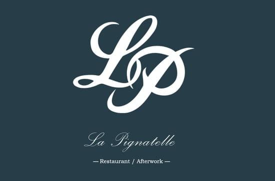 La Pignatelle  - Logo -   © Julien