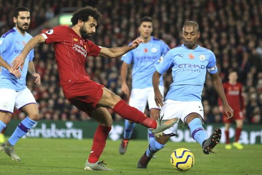 Liverpool - Manchester City: le résumé du match et les buts en vidéo