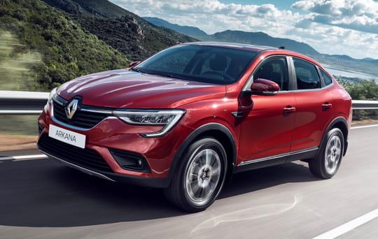 Renault Arkana: une sortie en France prévue pour le SUV coupé? [prix]