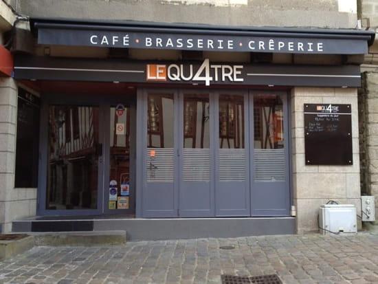 Restaurant : Le qu4tre