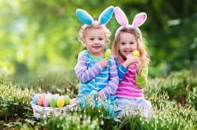 Pâques: les origines de la fête familiale et du lundi de Pâques 2017