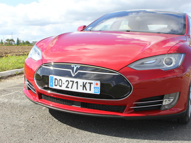 Essai Tesla Model S : au volant de la foudroyante berline high-tech