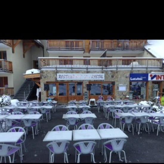 Restaurant : Le Crystal