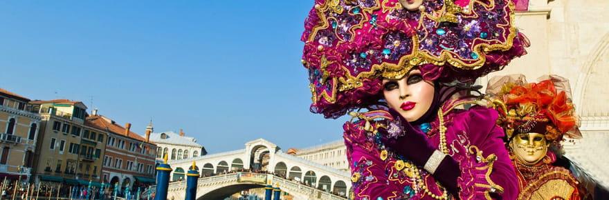 Carnaval de Venise: dates, programme 2018, origines… La fête italienne démasquée