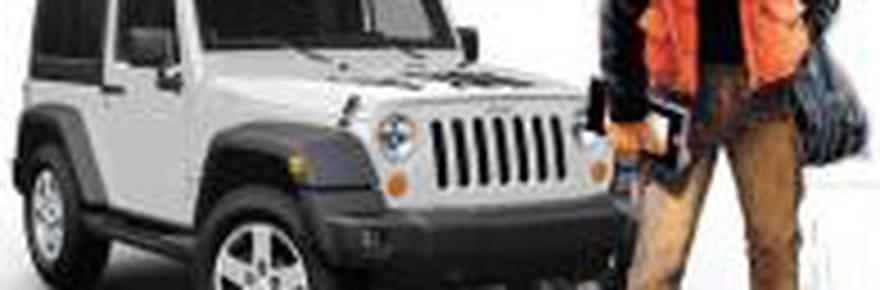"Jeep lance la Wrangler ""XIII Limited Edition"""