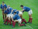 Rugby : Coupe du monde - France / Nouvelle-Zélande