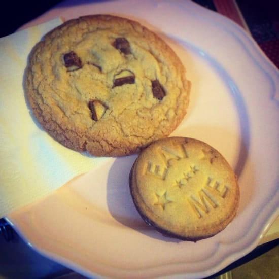Le Goût-Thé  - Cookies et sablés  -
