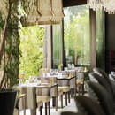 Bistrot Terrasse  - Restaurant intérieur -   © Hôtel Juana