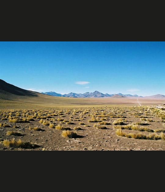La pampa de San Pedro d'Atacama