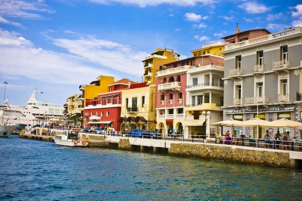 La pittoresque et séduisante Agios Nikolaos