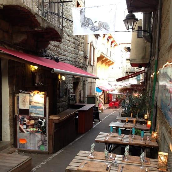 Restaurant : Chez jojo  - La terrasse  -