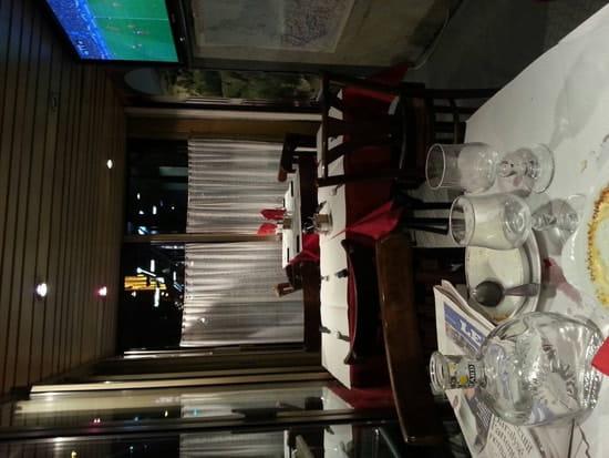 Restaurant : Au Metro