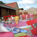 La Maison du Fromage - Restaurant La Stub de la Fecht  - La terrasse -   © Maison du Fromage