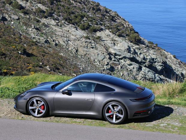Essai Porsche 911: encore plus forte!