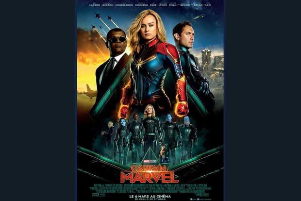 Captain Marvel - Photo 1